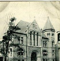 Image of Public School Library, Columbus, Ohio