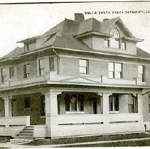 Image of Delta Soririty, Iowa City, Iowa