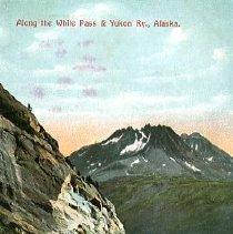 Image of Along the White Pass, Alaska