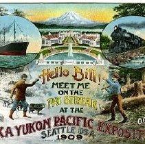 Image of Alaska Yukon Pacific Esposition 1909