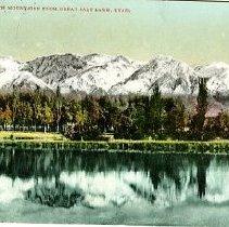 Image of Great Salt Lake, Utah