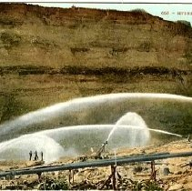 Image of Hydraulic Mining, Idaho