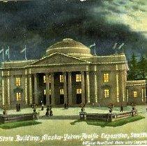 Image of Alaska Yukon Pacific Exposition 1909