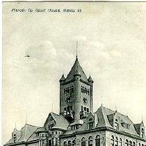 Image of Mercer Co. Courthouse, Illinois