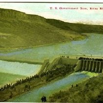 Image of US Government Dam, Boise River
