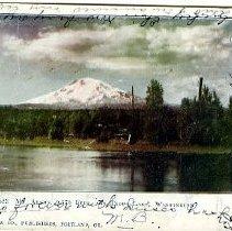 Image of Mt. Adams, Wyoming