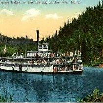 Image of St. Joe River, Idaho