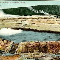 Image of Yellowstone National Park