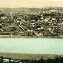 Image of German town