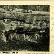 Image of Ruin in Mancos Canon