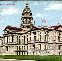 Image of Staate Capitol, Cheyenne, Wyoming