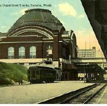 Image of Northern Pacific Depot, Tacoma