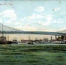 Image of Williamsburg Bridge, New York