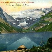 Image of Victoria Glacier