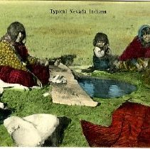 Image of Typical Nevada Indians