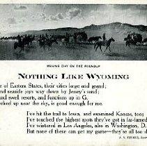 Image of Nothing like Wyoming