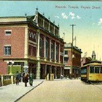 Image of Masonic Temple, Reno, Nevada