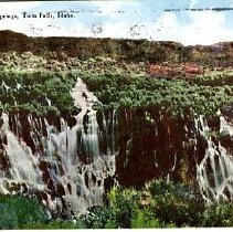 Image of Thousand Springs, Twin Falls, Idaho