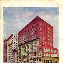 Image of Manhattan uilding, Chicago