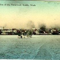 Image of Waterfront, Seattle, Washington