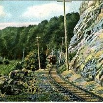 Image of Railroad in the canyon