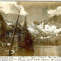 Image of Sierra Blanca Lake