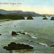 Image of Cannon Beach, Oregon Coast