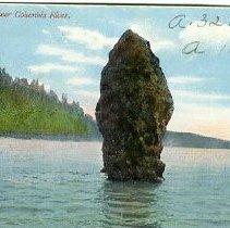 Image of Pilot Rock, Lower Columbia River