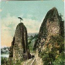 Image of Pillars of Hercules, Columbia River, OR