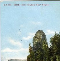 Image of Rooster Rock, Columbia River, OR