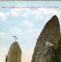 Image of Pillars of Hercules Columbia River