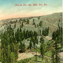 Image of Maxwell Hill near Baker City, OR