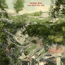 Image of Sampson Mine near Baker City, OR