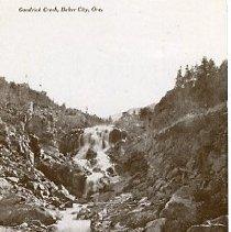 Image of Goodrich Creek, Baker City, OR
