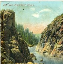 Image of Hells Gate, Rogue River, OR