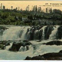 Image of Willammette Falls, Oregon