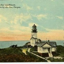 Image of Fort Canby Lighthouse