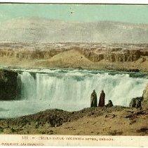 Image of Celilo Falls, Columbia River