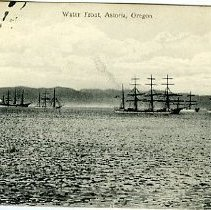 Image of Water Front, Astoria, OR