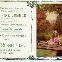Image of Oregon Pine Lumber