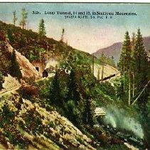 Image of Loop Tunnel, Siskiyou Mountains