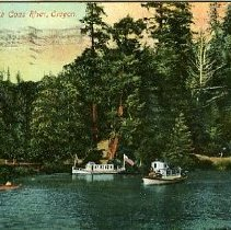 Image of On the south Coos River, Oregon