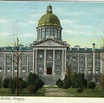 Image of State Capitol, Salem, Oregon