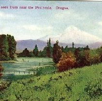 Image of Mt. Hood, Oregon