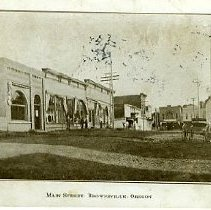 Image of Main Street, Brownsville, OR