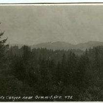 Image of Frantz Canyon near Summit, OR