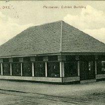 Image of Exhibit Building, Medford, Oregon