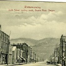 Image of Winter morning, Grants Pass, OR