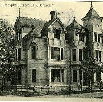 Image of St. Elizabeth Hospital, Baker City, OR