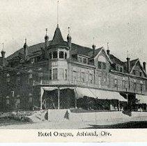 Image of Hotel Oregon, Ashland, OR
